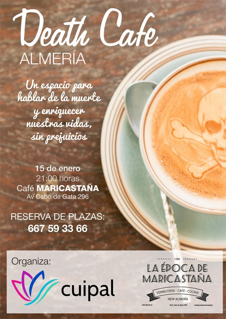Death Cafe Almeria