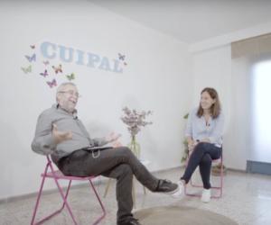 Hablando de Cuidados Paliativos con Paco Vega y Marga Martínez